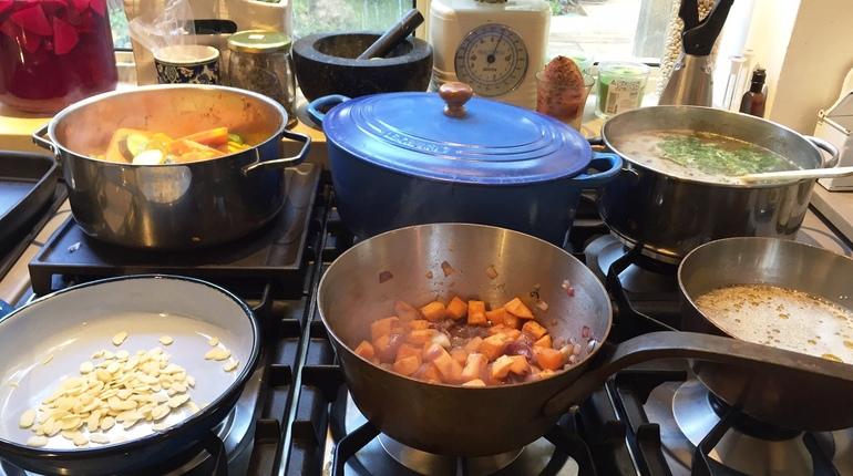 סדנת בישול ייעוץ והכוונה לגמילה מסוכרים