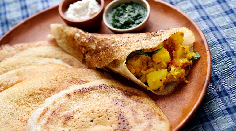 סודות וטעמים מהמטבח ההודי