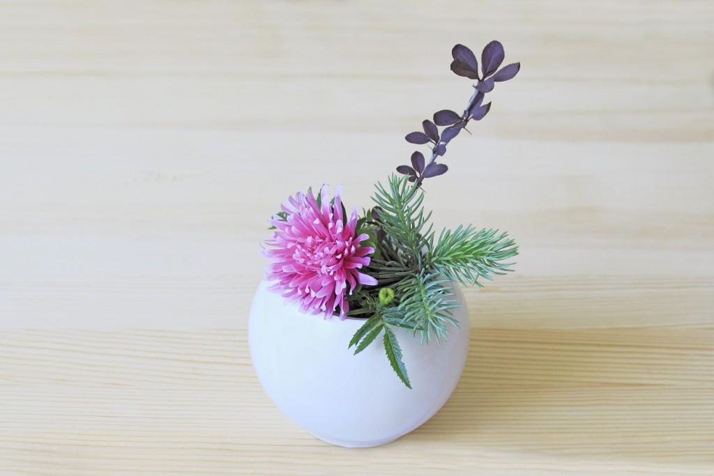 איקבנה - סדנת עיצוב פרחים יפני