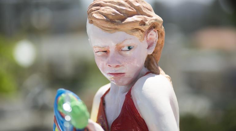 פסטיבל פסח לילדים במוזיאון אילנה גור
