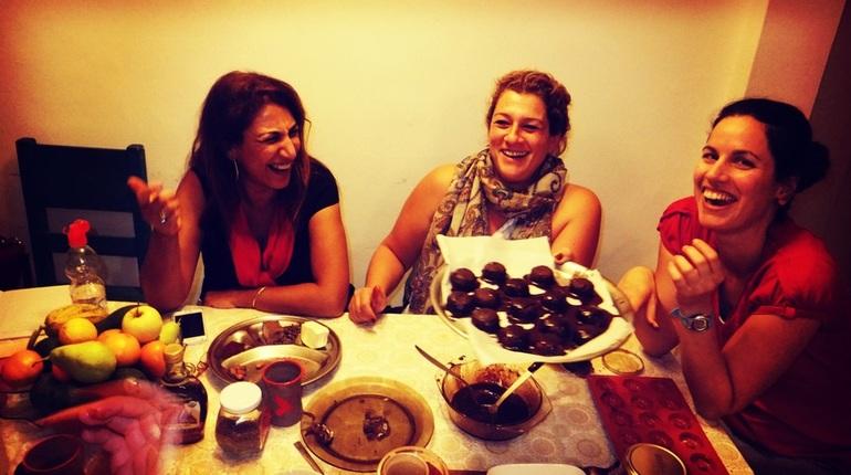 סדנא להכנת שוקולד פראי מקקאו RAW