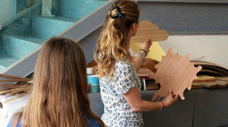 KID'S DESIGN - ילדים מעצבים