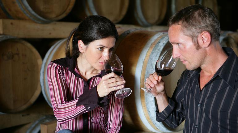 לימדו לטעום יינות כמו סומלייה בהובלת מומחה בתחום
