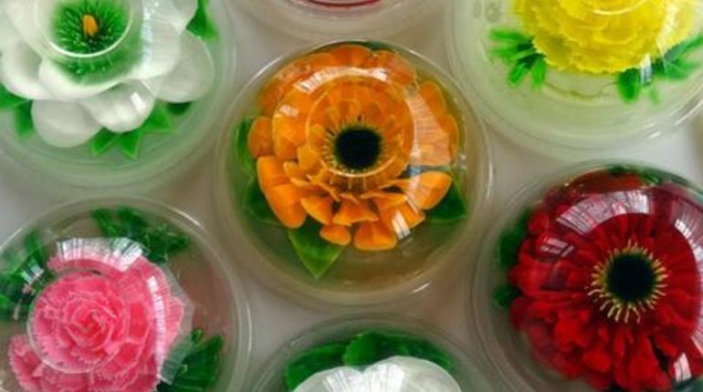 שגעון הג'לטין - סדנת יצירה באוכל