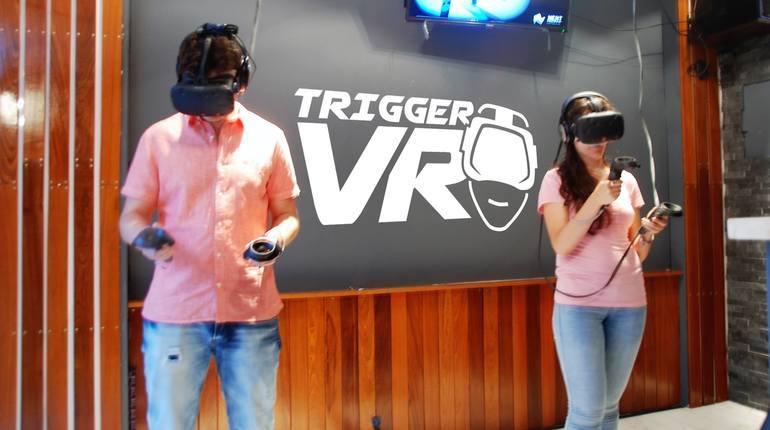 הצטרפו למסע מטריף של מציאות מדומה