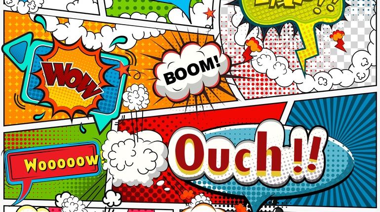 חנוכה 2016|סדנת איור קומיקס מדליקה לילדים