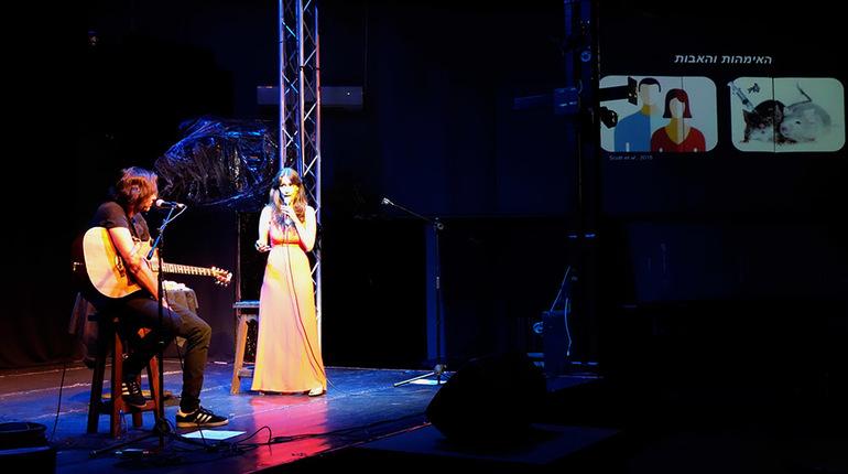 אור לאהבה- חמי רודנר וליאת יקיר במופע אקוסטי מלא אהבה
