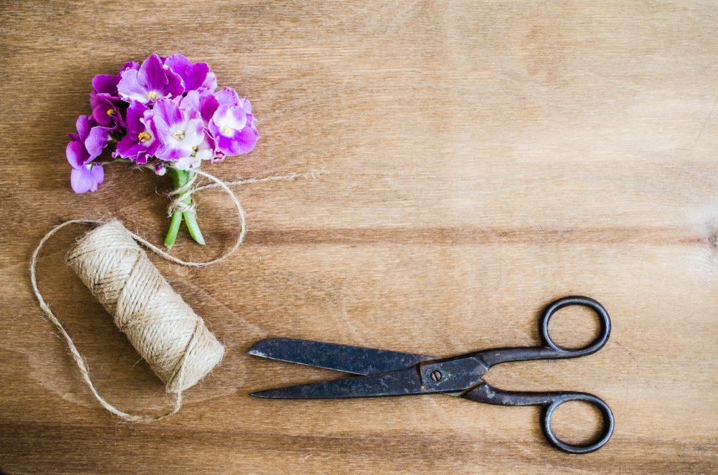 6 טיפים לסידור פרחים חגייגי לפסח: טיפ ראשון