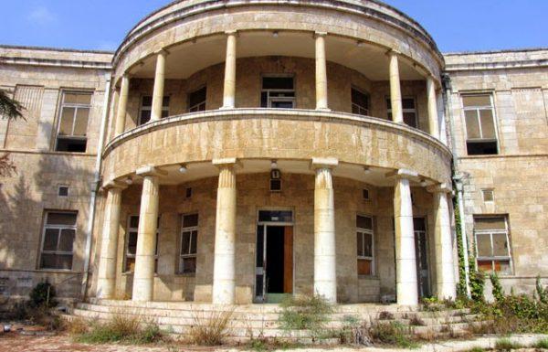 סוד המבנים הנטושים בישראל נחשף