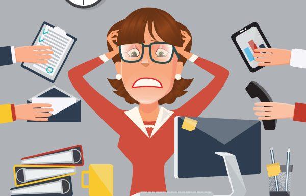 10 דברים שלא ידעתם על סטרס במקום העבודה
