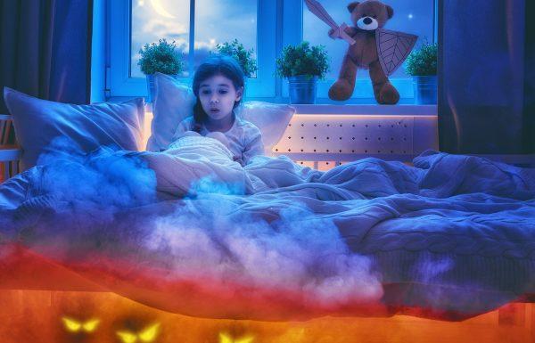 סיוטים וחלומות רעים בקרב ילדים