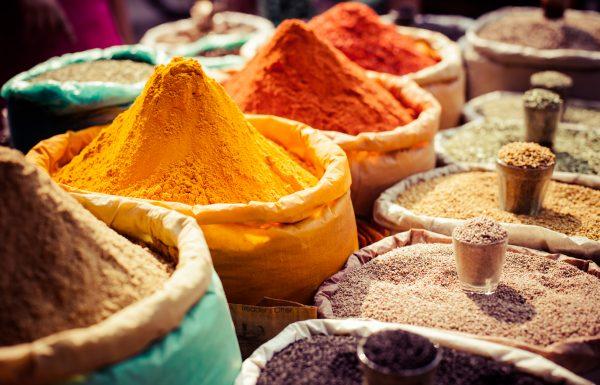 התבלינים הסודיים של המטבח ההודי
